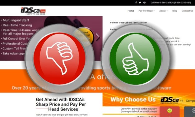 IDSCA.com Bookie Pay Per Head Review