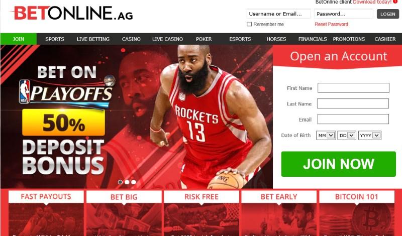 BetOnline.ag Sportsbook Review