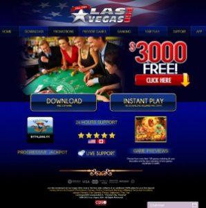 LasVegasUSA.eu Casino