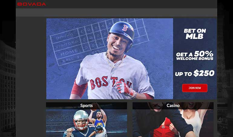 Bovada Sportsbook Review