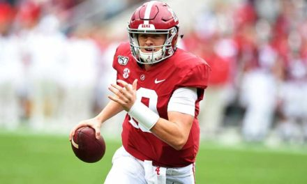 Alabama Gets Majority of Betting Handle in Iron Bowl