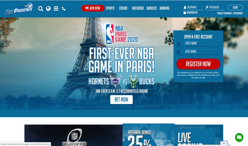 BetPhoenix.ag Sportsbook Review