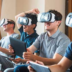Virtual Reality is the Future of Sports Betting