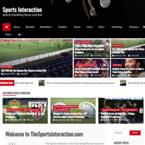 TheSportsInteraction.com