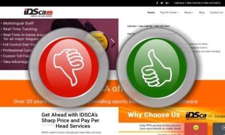 IDSCA.com Bookie Pay Per Head Review