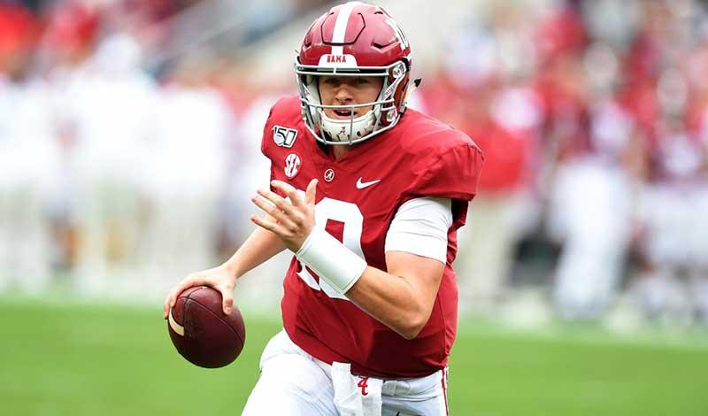 Alabama Gets Majority of Betting Handle in Iron Bowl