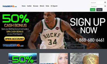 Wager6.ag Sportsbook Review